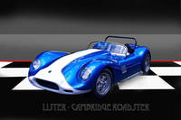 Lister - Cambridge Roadster