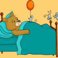 Get Well Bear Art Prints & Posters by Loni Edwards