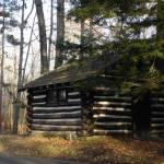 """Old Cabin by Ave Hurley"" by AveHurley"