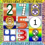 """""""15 Eight Different Ways"""" by Bennecelli"""