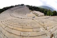 Epidavros Theater Wide