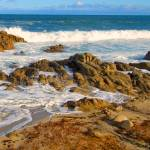 """Rolling Tide - Pacific Grove, CA"" by JimPavelle"