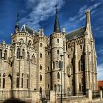"""Episcopal Palace of Astorga, Gaudi"" by vribeiro"