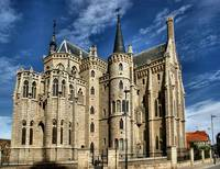 Episcopal Palace of Astorga, Gaudi