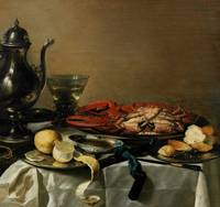 Still Life, 1643 (oil on panel)