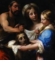 Salome with the Head of Saint John the Baptist, c