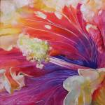 """Exotic Awakening"" by jacquelinebrewerart"
