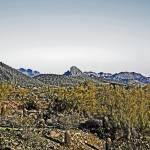 """McDowell Sonoran Preserve - Red Mountain"" by johngiroux"