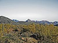 McDowell Sonoran Preserve - Red Mountain