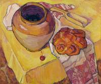 Yellow Still Life-2