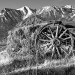 """Old Wagon Near Jobs Peak"" by jameseddy"