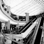 """ion orchard interior bw"" by sghomedeco"