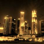"""Cityscape Singapore tone"" by sghomedeco"