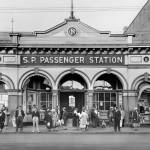 """""""Southern Pacific Station, Oakland, CA"""" by worldwidearchive"""