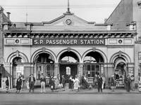 Southern Pacific Station, Oakland, CA by WorldWide Archive