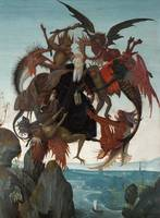 The Torment of Saint Anthony, c.1487-88 by Michela