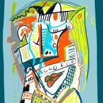 """Strange Portrait"" by mvaillette"