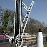 """Old Canal Side Crane, Fradley Junction (30817-RDA)"" by rodjohnson"