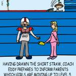 """The Short Straw"" by gymnasticscartoons"