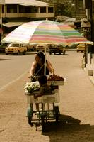 Ambulant vendor