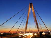 Marine Way Bridge, Southport