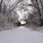 """Winter Railroad"" by madworld"