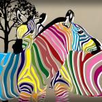 """""""zebra wild 2"""" by markashkenazi"""