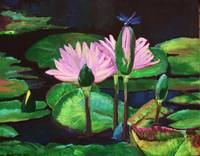 Lily Pad in Black