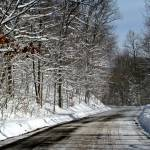 """Winter Road I"" by GBPhotography"