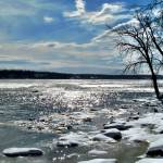 """Hudson Winter"" by GBPhotography"