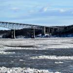 """Rhinecliff Crossing"" by GBPhotography"