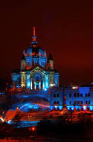 Cathedral of St Paul All Dressed Up - Red Bull Cra