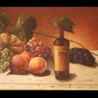 Fruit and Wine Art Prints & Posters by Eric Hayes