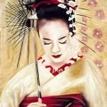 """Geisha"" by DiQuattroStudios"