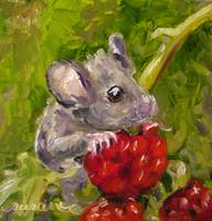 Raspberry Field Mouse