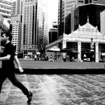 """Street photography, raffles place Singapore"" by sghomedeco"