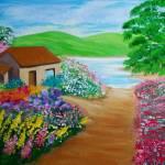 """Dream Vacation Cabin"" by elajanus"