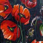 """Poppies 3"" by cassiakdkb"