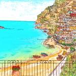 """""""Positano"""" by Loredana_Messina"""