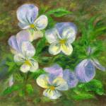 """Violets"" by FTMcKinstry"
