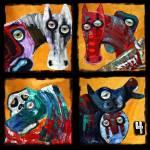 """""""4 Horsemen"""" by ArtPrints"""