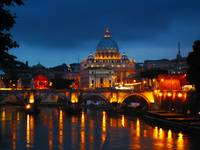 Vatican on the Tiber