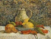 Still Life, 1889 (oil on canvas)