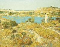 Dune Pool, 1912 (oil on canvas)