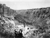 Black Canyon (Crow), c. 1905.