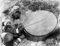 The Drummer (Nunivak)