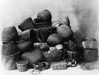 Puget Sound Baskets, c. 1913.
