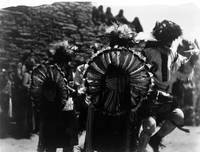 Buffalo Dancers (Hopi)