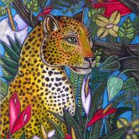 Jangala Art Prints & Posters by Lynnette Shelley