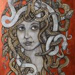 """Medusa"" by LynnetteShelley"